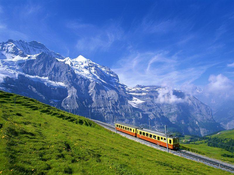 Xin visa đi du lịch Thụy sĩ- Visa Bảo Ngọc