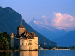 Chillon-Castle